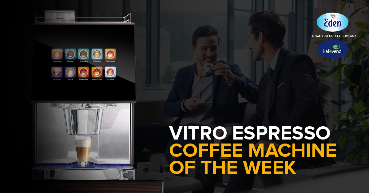 Coffee Machine Vitro Espresso