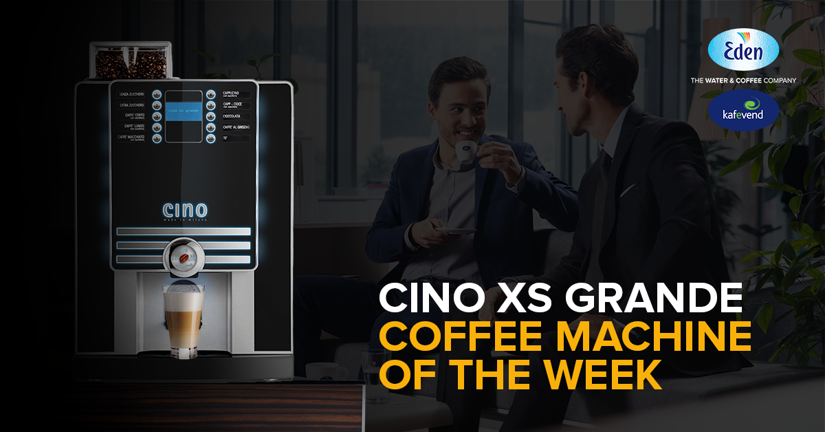 Bean to Cup Coffee Machine - Cino XS Grande