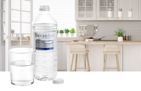 Decantae Small Pack Water