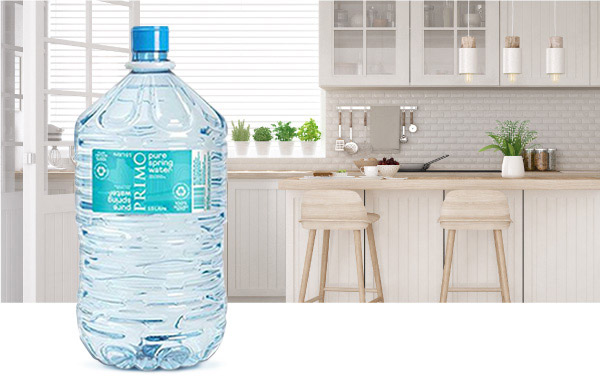 Primo® Pure English Spring Water Bottle