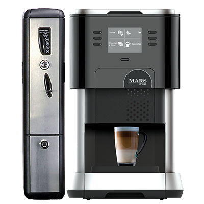 FLAVIA C500 Coffee machine with Paypod