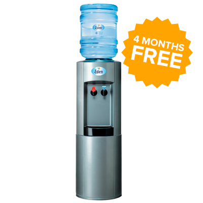 OASIS Water Cooler 4 Months Free