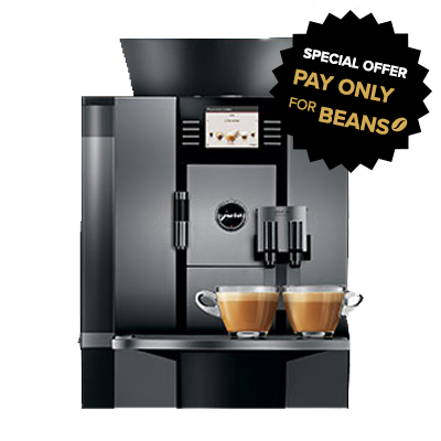 Jura Giga X3 Bean to Cup Machine - Special Offer