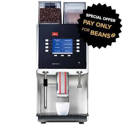 Special Offer - Melitta XT4 Bean to Cup Coffee Machine