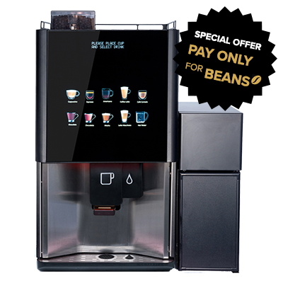 Special Offer - Vitro M3 Bean to Cup Fresh Milk Coffee Machine