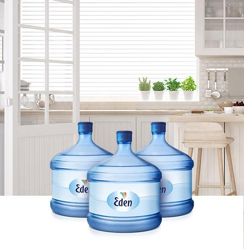 11L Eden Springs Water