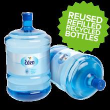 18.5 litre bottles