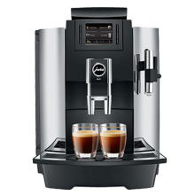 Jura WE8 Bean to Cup Coffee Machine