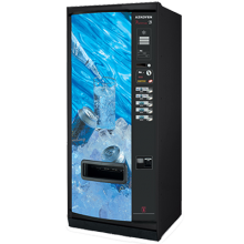 Azkoyen Palma B5 and B6 Vending Machine