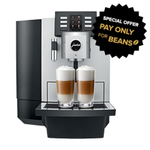 Special Offer - Jura JX8 Bean To Cup Coffee Machine