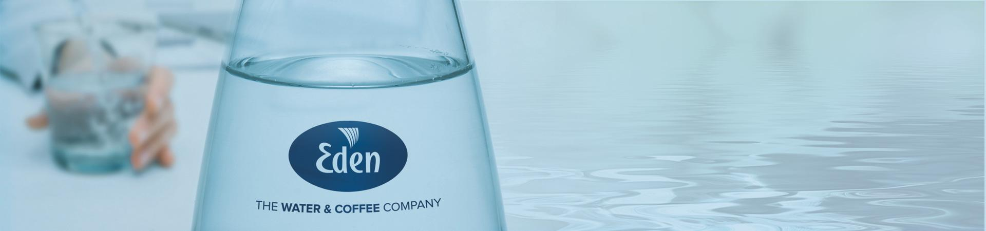 Quality certified bottled water: pure, fresh and natural