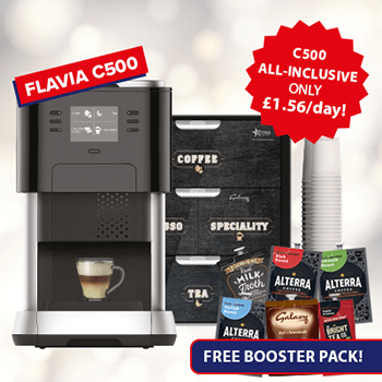 SPECIAL OFFER - Flavia C500 All Inclusive