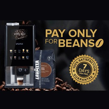 Special Offer - Pay Only For Beans