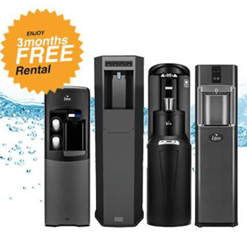 Mains Fed Water Coolers - 3 Months Free