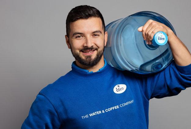 edensprings water supplier uk