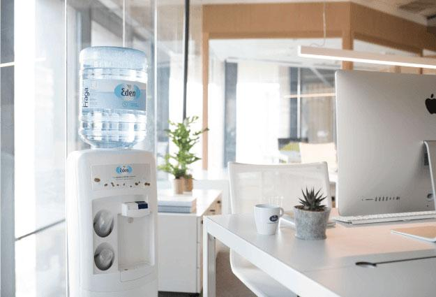 office Bottled water coolers