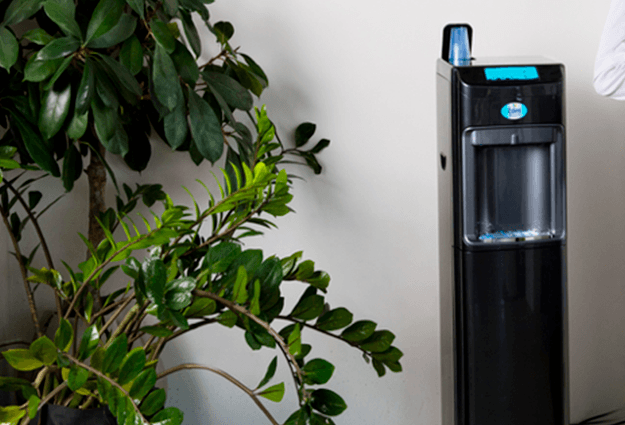 Mains-fed water coolers for offices
