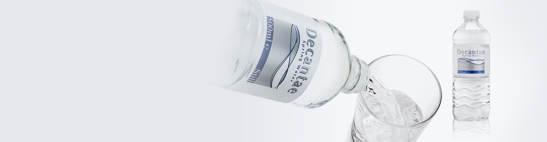 Small Bottled Water PET